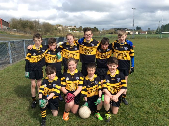 Malachy McGeeney All County Small Schools Cup 2016