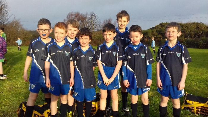 Boys at Mullaghglass Blitz